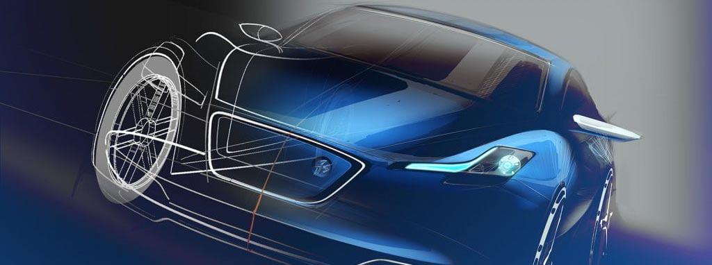 طراحی خودرو با کتیا